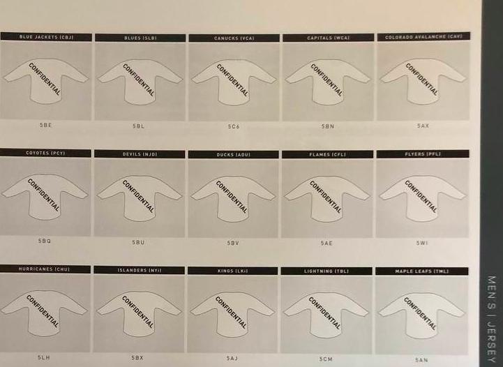 adidas Jersey Catalog 2018-19