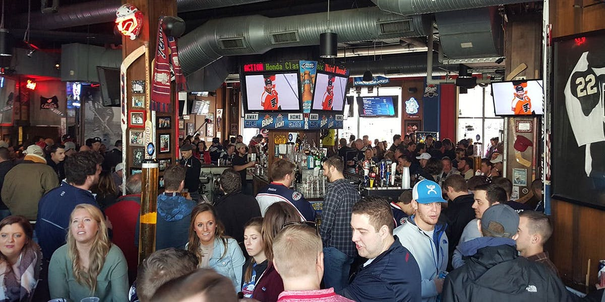 R Bar in the Arena District (photo courtesy of R Bar).