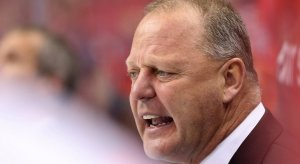 Gerard Gallant has returned to coaching