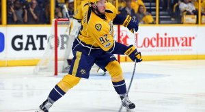 Ryan Johansen has flourished in Nashville but is now injured.