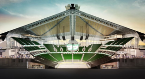 KeyArena is about to undergo a $600 million dollar renovation