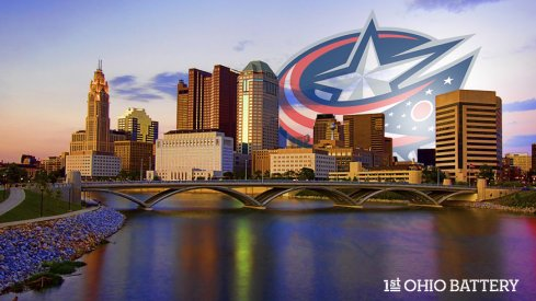 Columbus, Ohio: Blue Jackets town