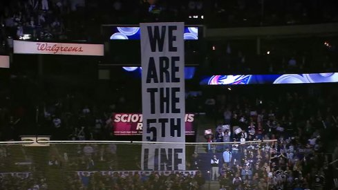 We Are the 5th Line