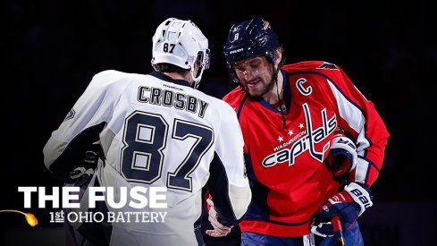 Sidney Crosby and Alexander Ovechkin will meet on the ice for a best-of-seven.