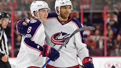 Zach Werenski and Seth Jones are building blocks for Columbus