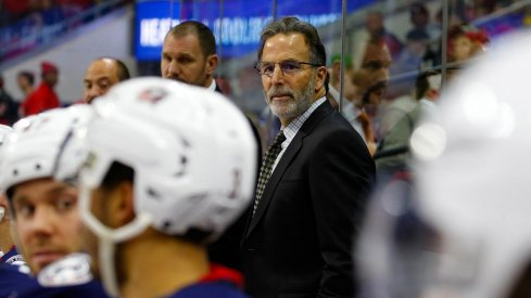 Blue Jackets coach John Tortorella won his second Jack Adams honor Wednesday