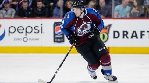 Matt Duchene remains with Colorado