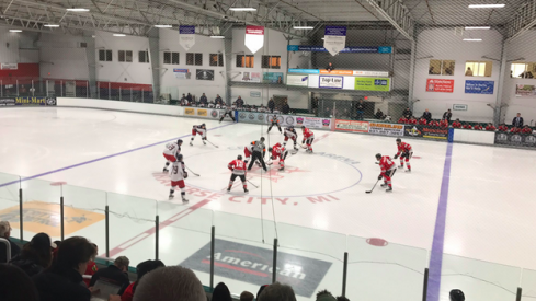 Traverse City prospects tournament final (Blue Jackets vs. Blackhawks)