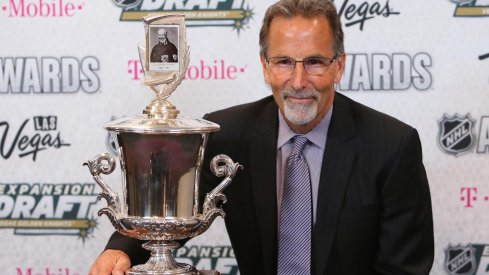 Blue Jackets head coach John Tortorella