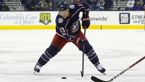 Cam Atkinson and the Blue Jackets have signed a long-term deal