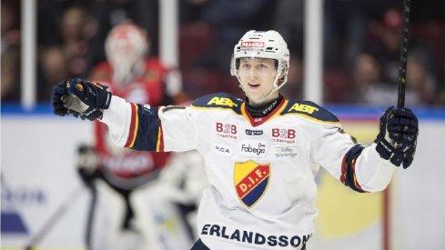 Blue Jackets prospect Jonathan Davidsson
