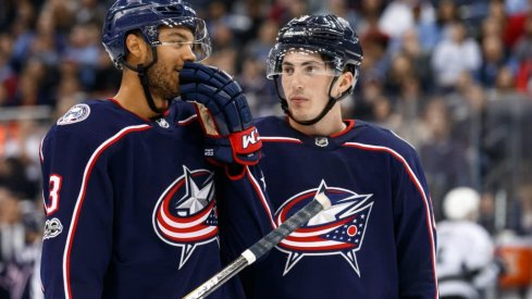Seth Jones & Zach Werenski