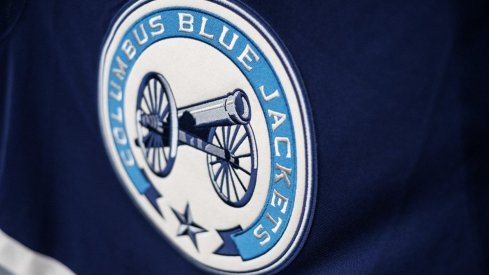 The Columbus Blue Jackets cannon-themed third jerseys are set to return to the ice on October 18.