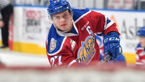 Trey Fix-Wolansky named to Team WHL for CIBC Canada-Russia Series