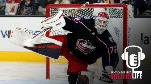 Goaltender Sergei Bobrovsky has been worrisome recently but can he turn it around?