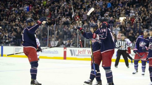 The Columbus Blue Jackets have scored five power play goals in four games, nearly the same amount of power play goals they scored in their 14 games prior.