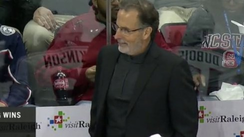 John Tortorella's Sweater Is The Fashion Statement of the Century
