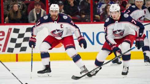 Nick Foligno and Josh Anderson have helped lead the Columbus Blue Jackets to a 9-3-1-1 record over the past 14 games.
