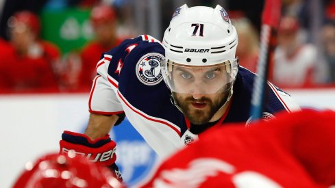 Columbus Blue Jackets captain Nick Foligno is currently fourth on the team in points.