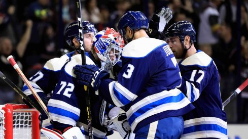 The Columbus Blue Jackets currently sit in second place in the Metropolitan Division with 39 points.