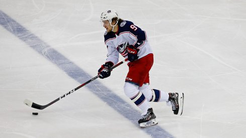 Can Artemi Panarin and the first line get going for the Blue Jackets tonight?