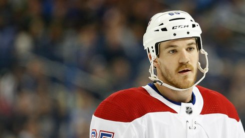 Montreal Canadiens winger Andrew Shaw's hit on Adam McQuaid has drawn the NHL's attention.