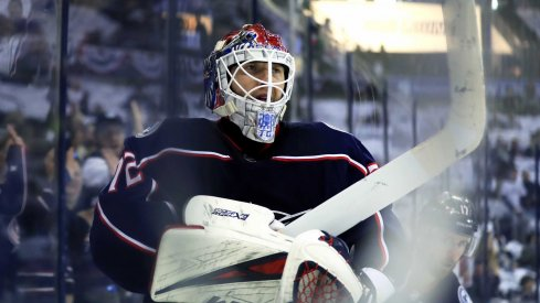 In four games against the Tampa Bay Lightning this postseason, Sergei Bobrovsky recorded a 2.00 GAA and a .932 SV%