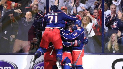 The Columbus Blue Jackets swept the Tampa Bay Lightning, but we easily could've seen the script flipped if it were not for a few key moments.
