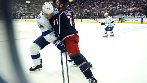 The Columbus Blue Jackets were the second-least penalized team in the NHL in the 2018-2019 season.