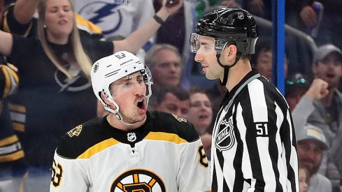 Brad Marchand, the worst