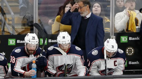 Tortorella and Co. show frustration