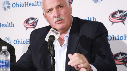 Columbus Blue Jackets president of hockey operations John Davidson is moving on to a new challenge with the New York Rangers.