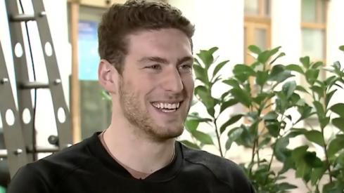 Columbus Blue Jackets center Pierre-Luc Dubois talks with TSN's Darren Dreger from the World Championships.