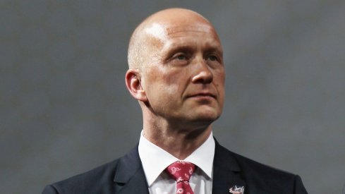 Blue Jackets general manager Jarmo Kekalainen.