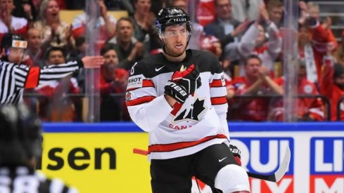 Pierre-Luc Dubois, despite a finals loss, had seven points for his Canada club throughout the tournament.