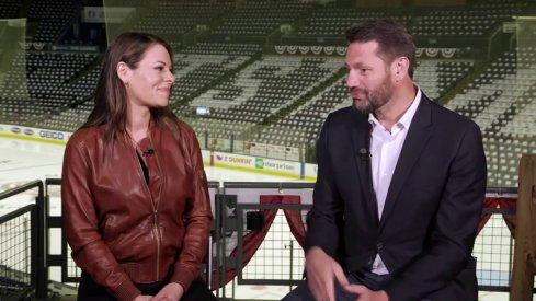 Jody Shelley speaks with Tara Slone of Sportsnet.
