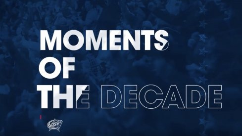 Columbus Blue Jackets moments of the decade
