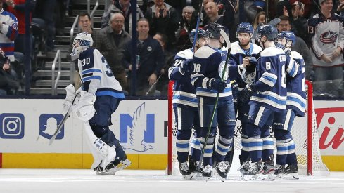 The Columbus Blue Jackets head into the all-star break winning their sixth game in a row.