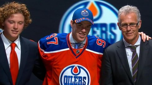 Connor McDavid was the first overall pick in the 2015 NHL Entry Draft. Should the Columbus Blue Jackets have tanked to get him?