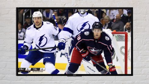 Start times and broadcast details for the Columbus Blue Jackets and Tampa Bay Lightning and their Stanley Cup Playoffs series.