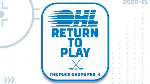 OHL Return to Play