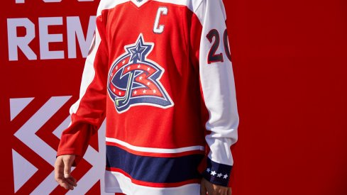 adidas and the Columbus Blue Jackets have unveiled their Reverse Retro jerseys.