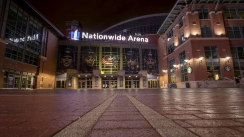 Is the short-term future of Nationwide Arena an empty one?