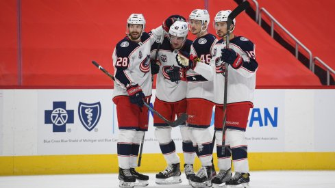 The Blue Jackets broke into the win column Monday. Can they do it again?