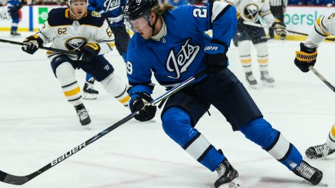 The Columbus Blue Jackets have acquired star winger Patrik Laine from the Winnipeg Jets.