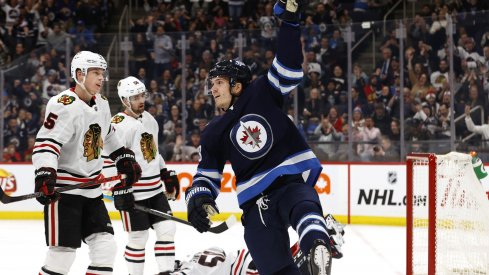 Patrik Laine wasn't the only player Blue Jacket fans should be excited to see after Saturday's trade.