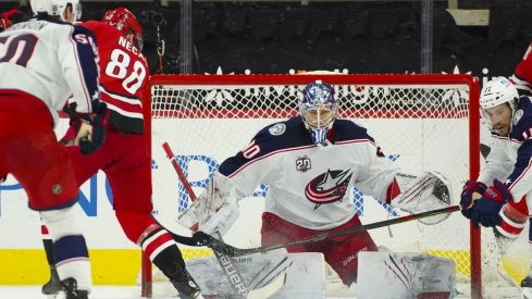 The Columbus Blue Jackets need to improve defensively if they have a legitimate chance of a postseason apperance.