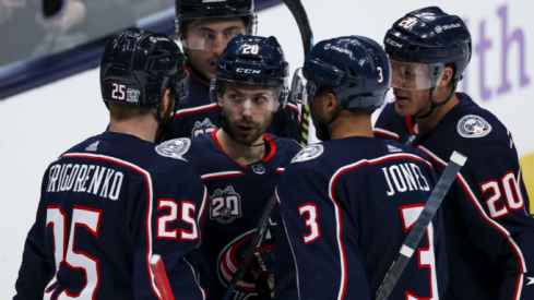 The next seven games will tell a lot about where Columbus may place in the standings this season.