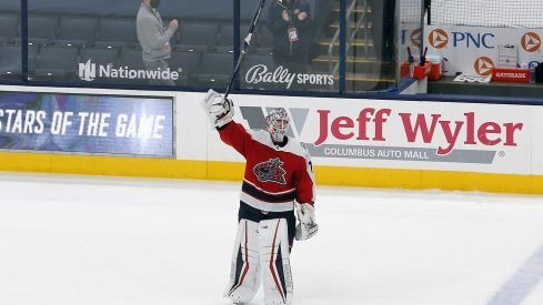 Have we seen the last of Joonas Korpisalo as a member of the Columbus Blue Jackets?
