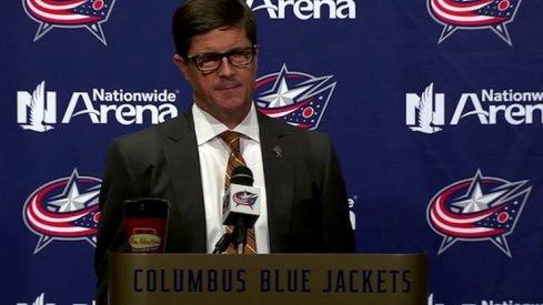 Brad Shaw will not be retained on the Blue Jackets staff